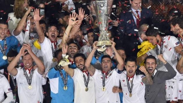 Sevilla, Avrupa Ligi şampiyonu