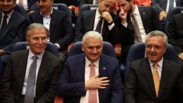 AK Parti'nin yeni başbakan adayı: Binali Yıldırım