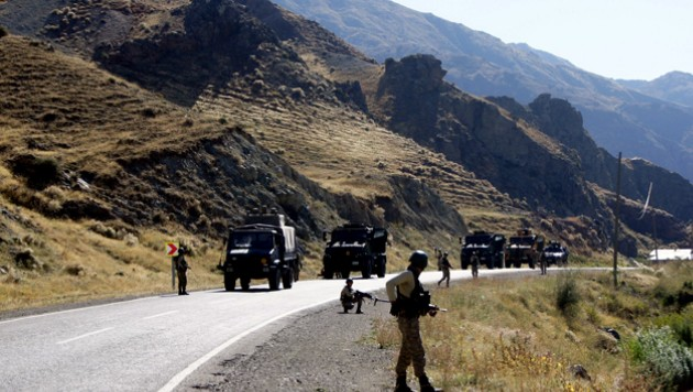 Mardin'de alçak tuzak: 4 asker yaralandı