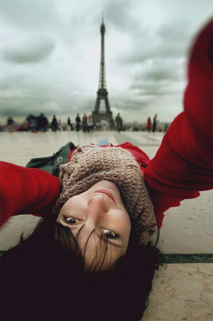 Yaratıcılıkta sınır tanımayan 10 selfie by Sokolova